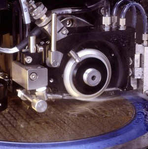 Air Bearing Dicing Spindles For Wafer Dicing And Panel